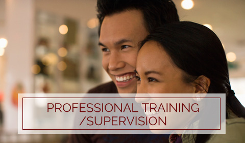 PROFESSIONAL TRAINING/SUPERVISION